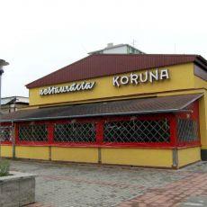 - Reštaurácia - Koruna