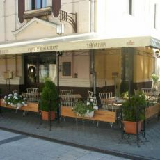 Le Griffon - reštaurácia s kaviarňou Piešťany denné menu - Le Griffon - reštaurácia s kaviarňou