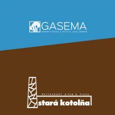 Stara kotolňa + Gasema výroba a rozvoz stravy - Stará kotolňa + Gasema výroba a rozvoz stravy