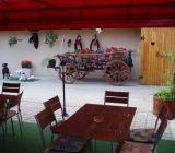 Reštaurácia Matulúv dvúr Sobotišťe Terasa
