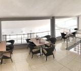 MOTOREST FORMULA kaviareň,balkónik
