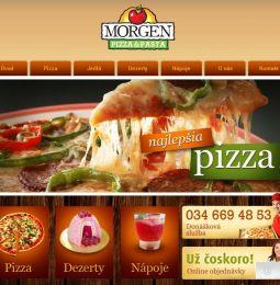 Pizzeria Morgen Senica - denné menu, pizza - Pizzeria Morgen