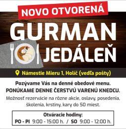 Jedáleň Gurman - Gurman Jedáleň